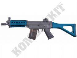 JG-082 BB Gun SG552 Commando Replica Electric Airsoft Rifle Black & 2 Tone